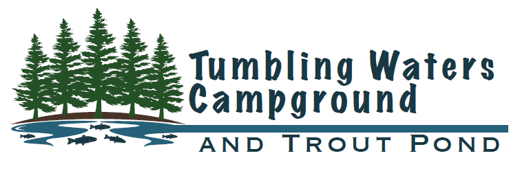 Tumbling Waters Campground and Trout Pond